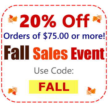 20% Off Your PropTV Order Use Coupon Code: FALL