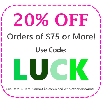 20% Off Your PropTV Order Use Coupon Code: LUCK