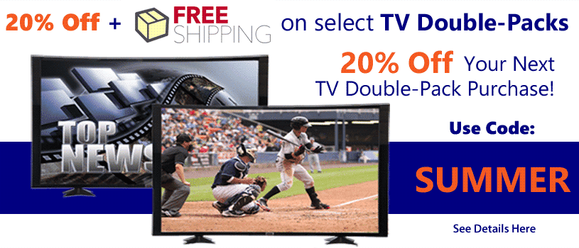 20% Off Your order today USE CODE: SUMMER - FREE SHIPPING ON FAKE TV PROPS WHEN YOU BUY 2