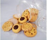 Fake Food Prop Displays: Fake Cookies, Artificial Cookies for display, Artificial Christmas Cookies from Props America.